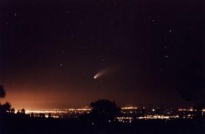 comet color
